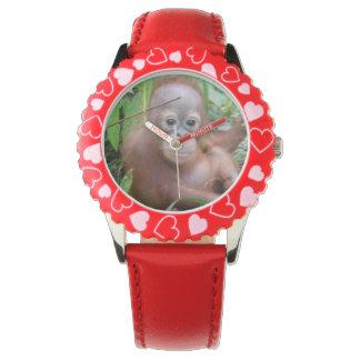 Baby Orangutan Steppenwolf Watch