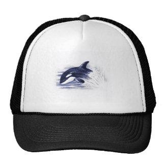 Baby Orca Jump Trucker Hat