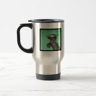 Baby Otter  Travel Mug