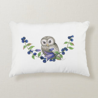BABY OWL ACCENT PILLOW