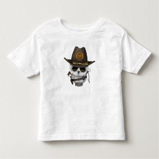 Baby Owl Zombie Hunter Toddler T-shirt