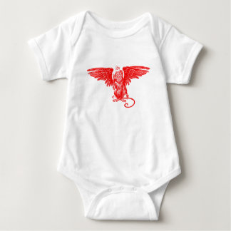 Baby Oz - Winged Monkey Tee