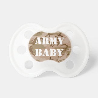 Baby Pacifier-Army Baby Pacifiers