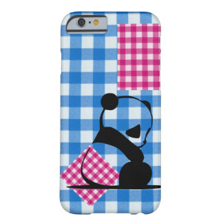 Baby Panda Barely There iPhone 6 Case