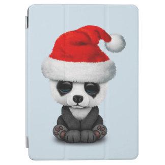 Baby Panda Bear Wearing a Santa Hat iPad Air Cover