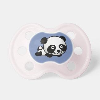 Baby Panda Binky Pacifier