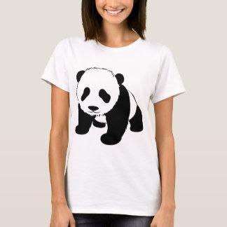 Baby Panda cub crawling towards you T-Shirt