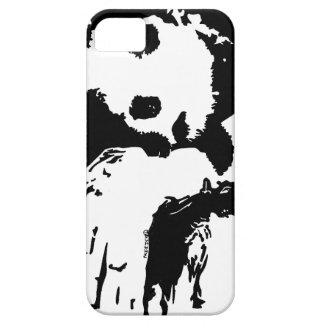 Baby Panda Hugs A Tree Case For The iPhone 5