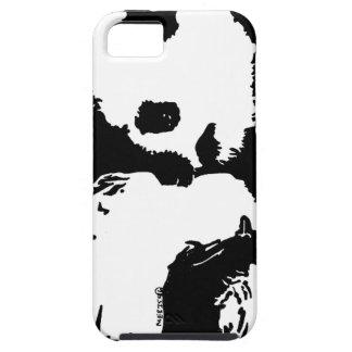 Baby Panda Hugs A Tree iPhone 5 Covers
