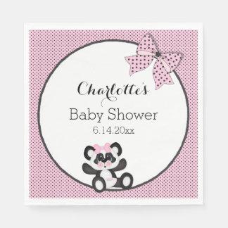 Baby Panda Paper Napkins