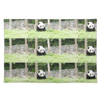 Baby Panda Placemat