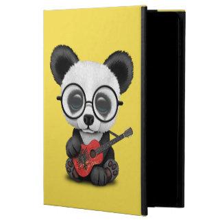 Baby Panda Playing Albanian Flag Guitar Powis iPad Air 2 Case
