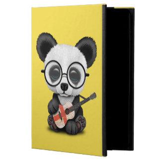 Baby Panda Playing English Flag Guitar Powis iPad Air 2 Case