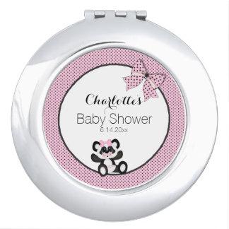 Baby Panda Travel Mirror