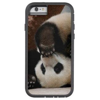 Baby pandas playing - baby panda  cute panda tough xtreme iPhone 6 case