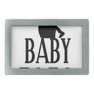 Baby papa belt buckle