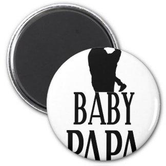 Baby papa magnet