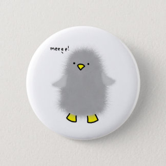 baby-penguin 2 inch round button