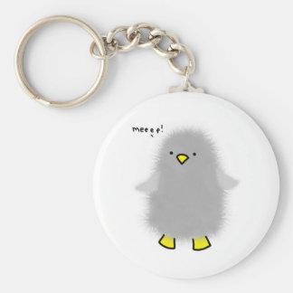 baby-penguin keychain