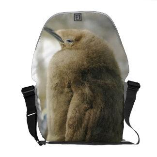 Baby Penguin Messenger Bag