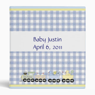 Baby Photo Album / Binder