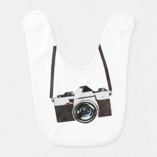 Baby photographer bib