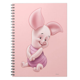 Baby Piglet Notebook