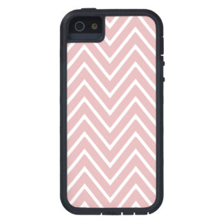 Baby Pink Chevron Pattern 2 Case For The iPhone 5