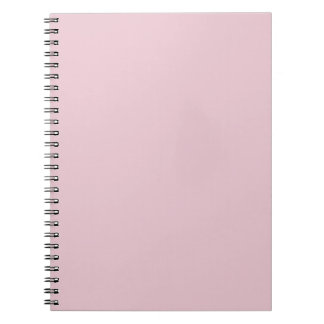 Baby PINK TEMPLATE easy add TEXT n PHOTO customize Notebooks