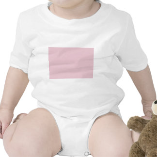 Baby PINK TEMPLATE easy add TEXT n PHOTO customize Baby Bodysuit