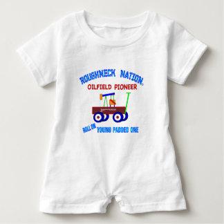 BABY PIONEER BABY ROMPER