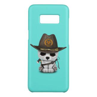 Baby Polar Bear Zombie Hunter Case-Mate Samsung Galaxy S8 Case