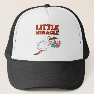 Baby pregnancy birth babies stork trucker hat