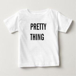 Baby Pretty Thing Baby T-Shirt
