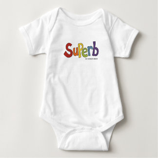 Baby Pride | Superb | Rainbow Colours Baby Bodysuit