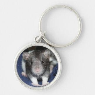 Baby Rat Keychain
