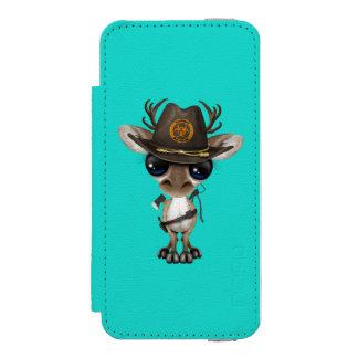 Baby Reindeer Zombie Hunter Incipio Watson™ iPhone 5 Wallet Case