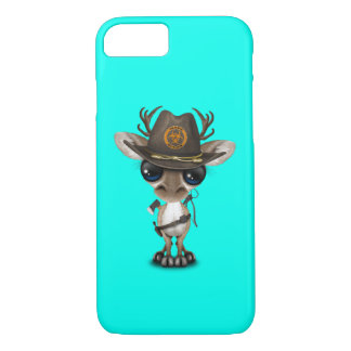 Baby Reindeer Zombie Hunter iPhone 8/7 Case