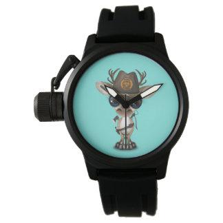Baby Reindeer Zombie Hunter Watch
