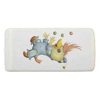 BABY RIUS ALIEN WEDGE Eraser