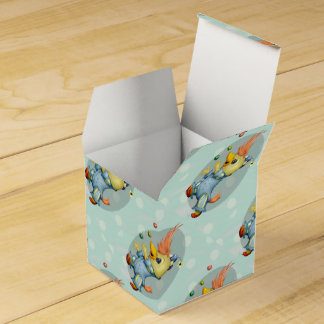 BABY RIUS CARTOON CLASSIC 2x2 Favor Box