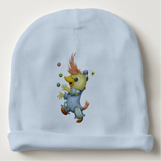 BABY RIUS CARTOON Cotton Beanie 3 Baby Beanie