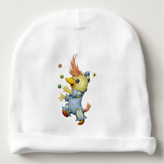 BABY RIUS CARTOON Cotton Beanie Baby Beanie