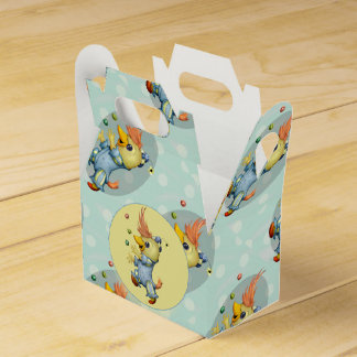 BABY RIUS CARTOON Gable Favor Box