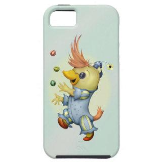 BABY RIUS CARTOON iPhone SE + iPhone  Tough iPhone 5 Cases