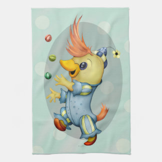 BABY RIUS CARTOON Linen with crockery 2 Towels