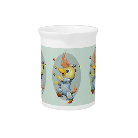 BABY RIUS CARTOON Pitcher