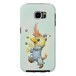 BABY RIUS CARTOON Samsung Galaxy S6  Tough Samsung Galaxy S6 Case
