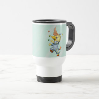 BABY RIUS CARTOON Travel/Commuter Mug W