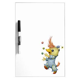 BABY RIUS  MEDIUM w/ Pen erase Board Dry Erase White Board